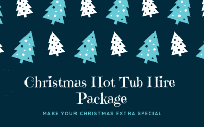Christmas Hot Tub Hire Offer