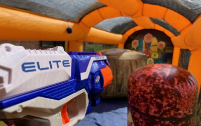 Easter Holiday Nerf Wars At Bourne Leisure
