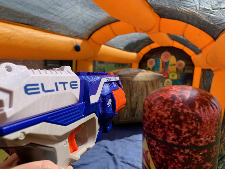NERF Wars experience parties